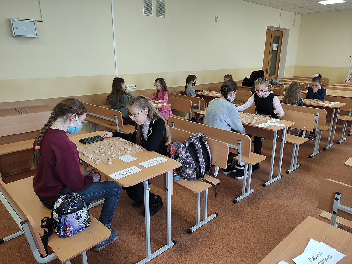 REPUBLICAN CHINESE CHESS TOURNAMENT AMONG STUDENTS