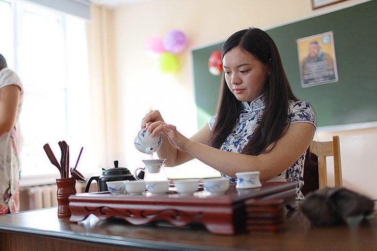 Международный День Институтов Конфуция в БГЭУ