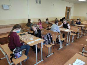 Республиканский турнир по китайским шахматам (сянци) среди учащихся